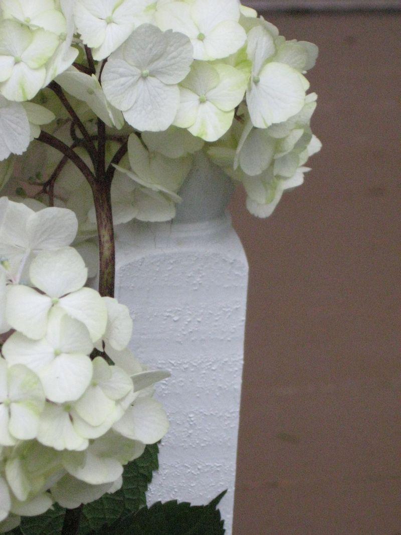 I Love White on White